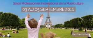 Media product sera présente au salon Baby Cool Events en 2016